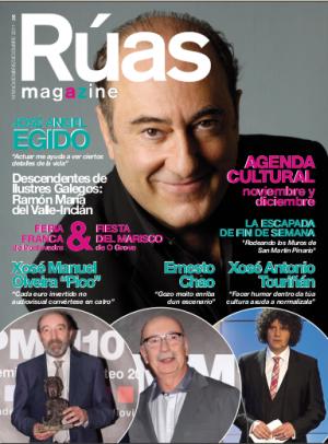 Portada nº 9/ Rúas magazine