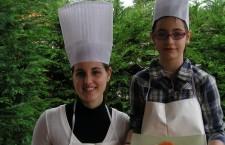 Nuestros hijos los mejores aliados en la cocina