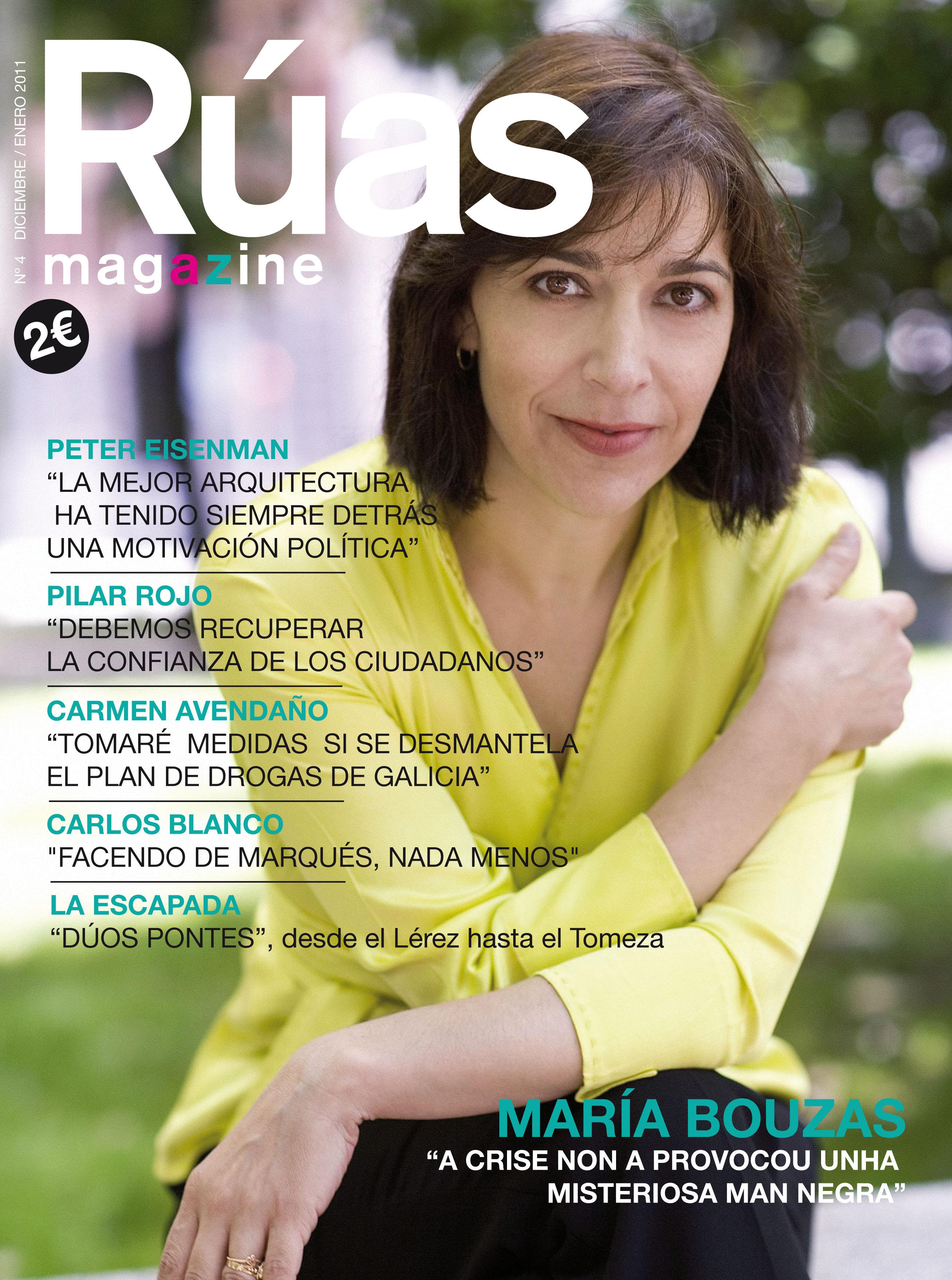 Rúas magazine/ Portada nº 4
