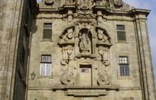 Fachada de Santa Clara (Santiago de Compostela) FOTO. www.ruasmagazine.es