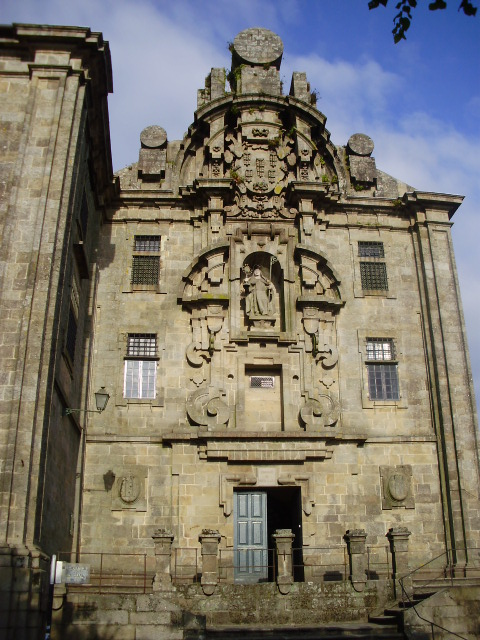 Fachada de Santa Clara FOTO. www.ruasmagazine.es