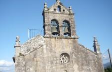 Iglesia de Dorrón. ESPADAÑA. Foto. Rúas magazine