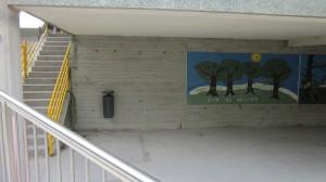 Colegio Os Tílos (Teo)