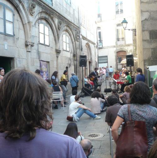 Guía práctica de Santiago de Compostela para un visitante