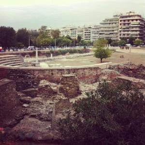 Desde Grecia, con temor