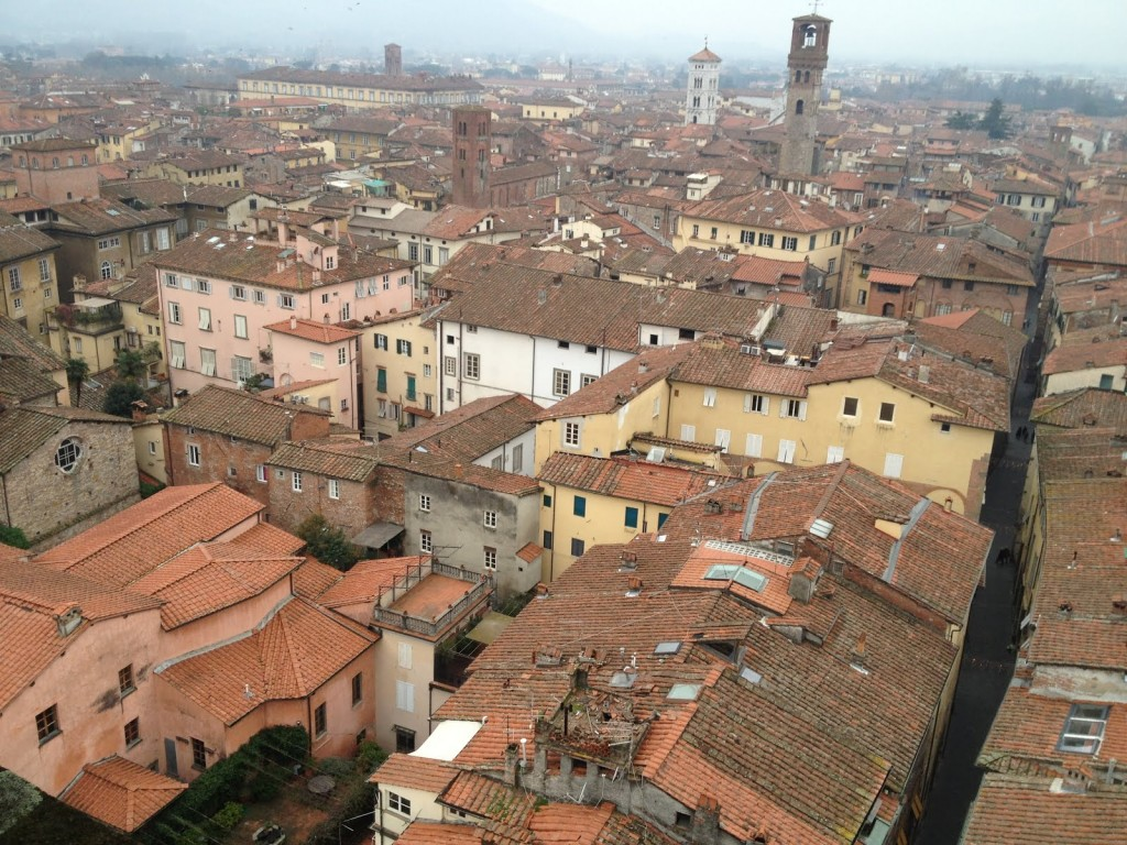 La ciudad de Lucca