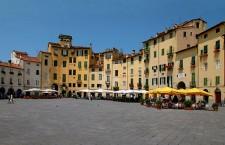 Lucca, la ciudad amurallada