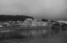 Ensenada de buenas aguas, descubriendo Corcubión