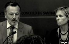 Presentación del programa de actividades en Santiago con motivo de la Vuelta ciclista a España
