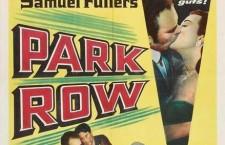 Park Row, el periodismo visto por Samuel Fuller