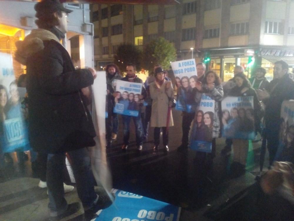 Inicio de campaña; eleccións do 20 decembro
