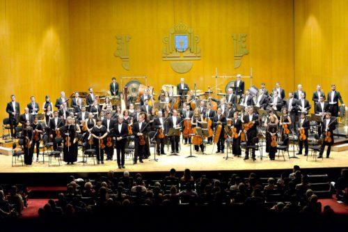 Aspirantes á praza de director técnico da Real Filharmonía de Galicia