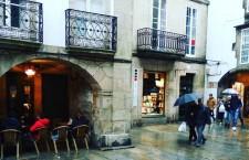 Asuntos do Concello de Santiago de Compostela baixo a perspectiva do BNG