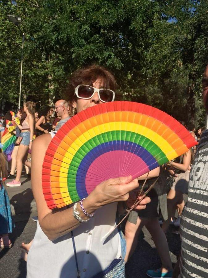 2001 orgullo gay de Nueva York