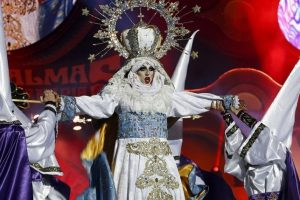 O obispo de Canarias incómodado coas xogadas de Don Carnal