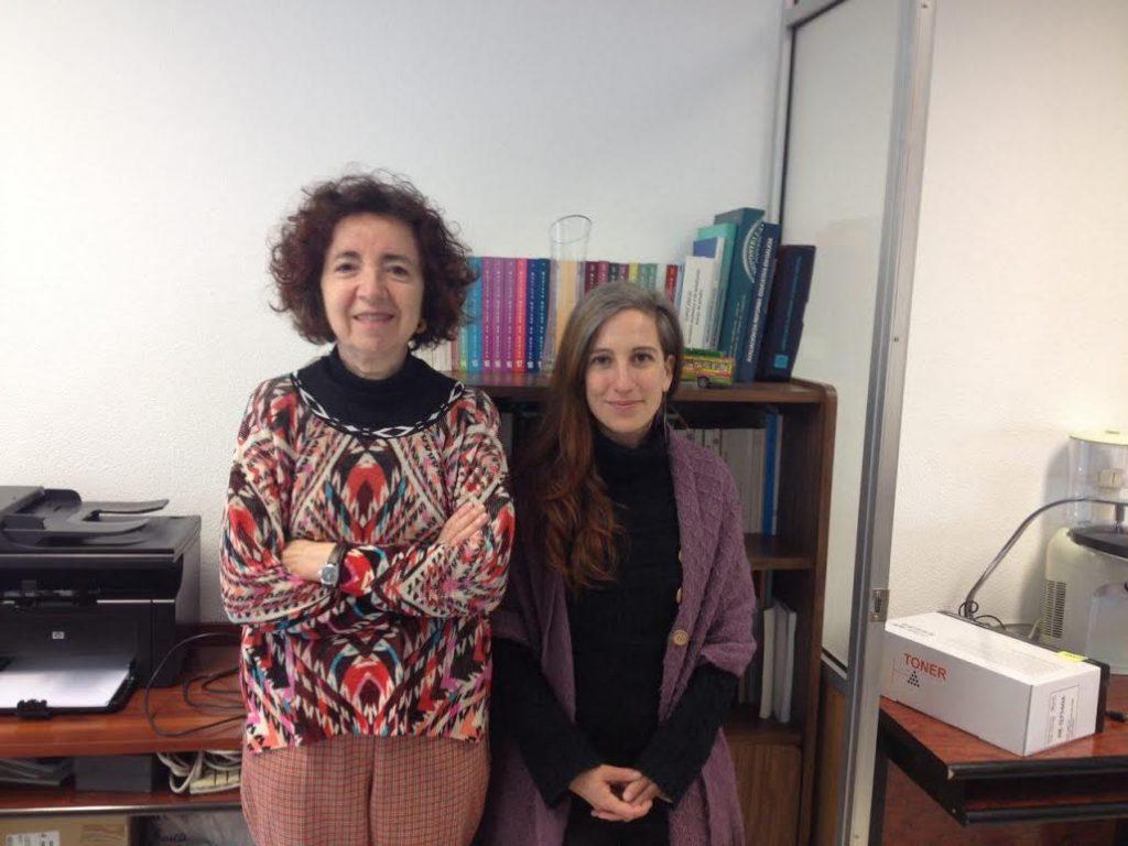 Dúas investigadoras da USC, distinguidas por un traballo de relevancia para a práctica docente