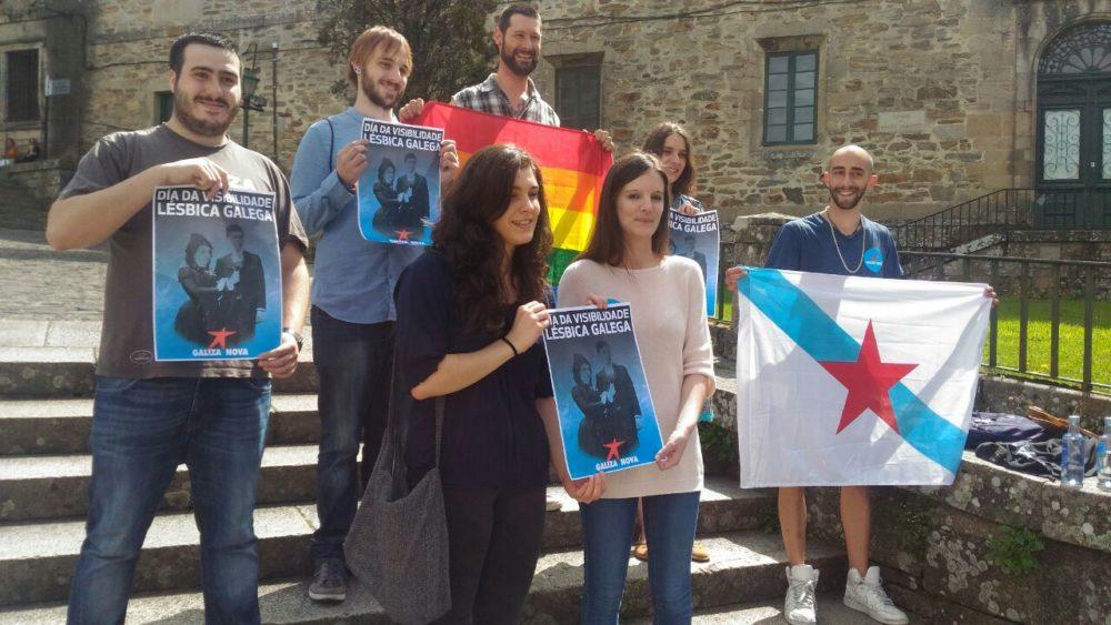 Institucionalizar odía 8 de xuño como Día da Visibilidade Lésbica Galega