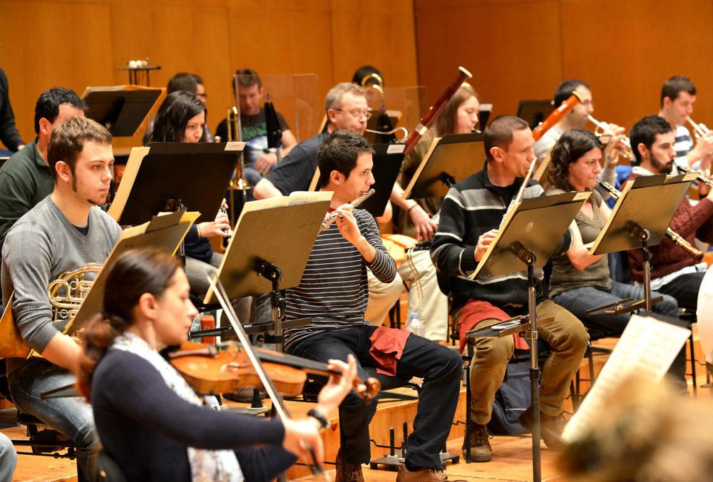 Novas probas na Escola de Altos Estudos Musicais