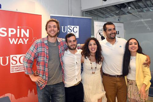 Iniciativas universitarias no Camiño de Santiago