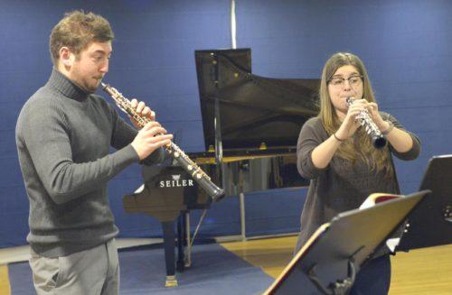 O oboísta francés Philippe Tondre impartirá clases a músicos galegos
