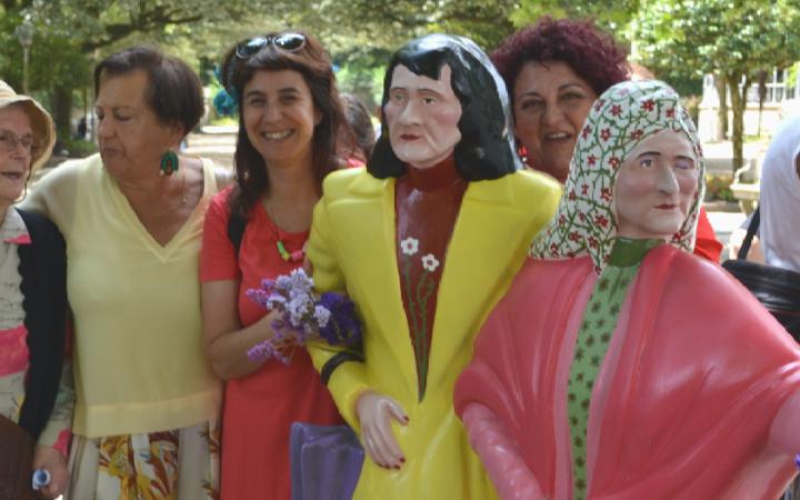Historias de resistencia feminina na ditadura franquista
