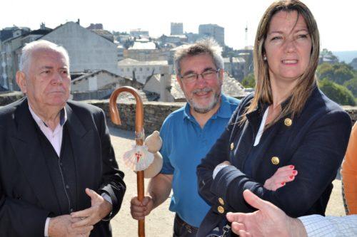 Celebrar os XXV anos do Xacobeo e do Camiño como Patrimonio Mundial