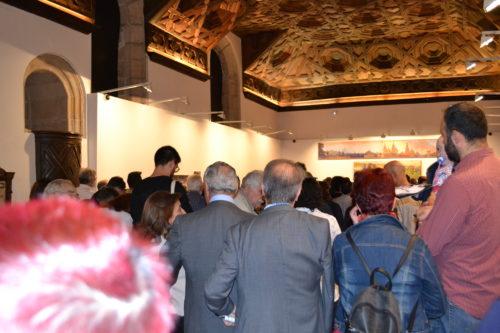 A exposición Galicia Sempre no Horizonte