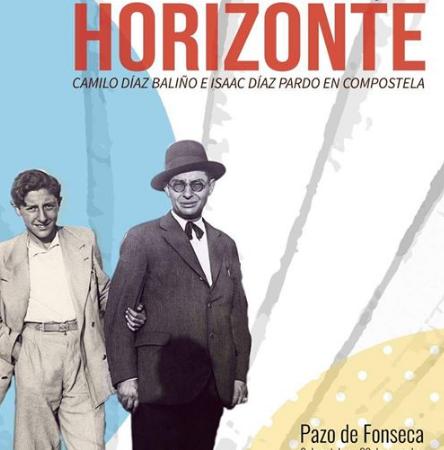 Compostela un espacio para crear con fundamento; Camilo Díaz Baliño e Isaac Díaz Pardo
