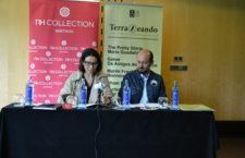 Mercedes Rosón e Álvaro Álvarez
